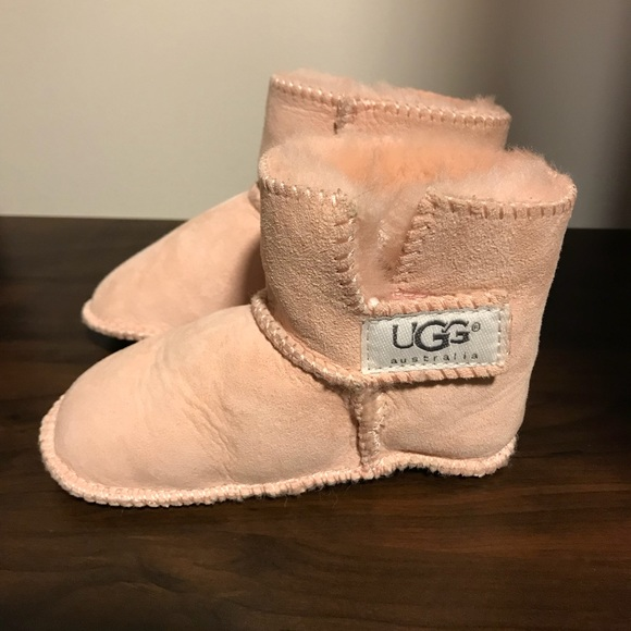 87e314dcd74 Ugg baby Erin booties - new without box/tags